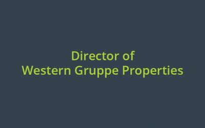 Western Gruppe Properties | Director