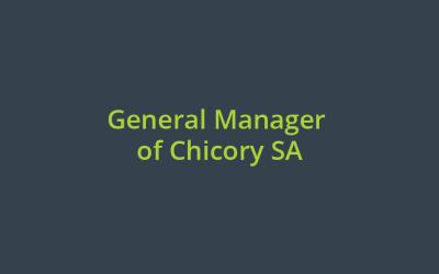 Chicory SA | General Manager